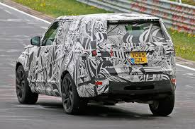 range rover defender 2018 a new discovery land rover u0027s 2016 disco spied plus info on next
