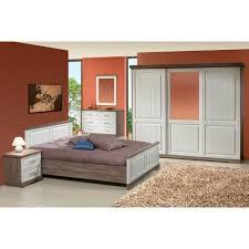 ensemble de chambre ensemble chambre à coucher romantique coloris truffe et porcelaine