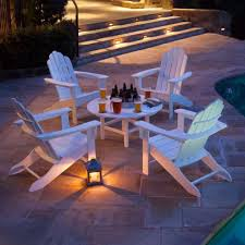 Home Depot Chairs Plastic Plastic Patio Furniture Durable Resin The Home Depot