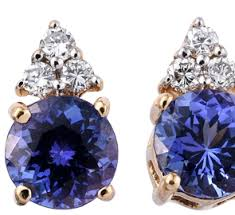 tanzanite earrings tanzanite earrings stud drop earrings in uk tjc