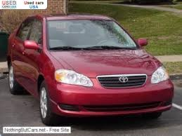 toyota corolla used for sale for sale 2006 passenger car toyota corolla joliet insurance rate