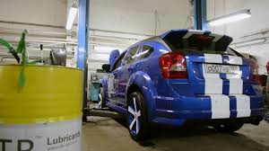 dodge caliber srt4 awd conversion beginning youtube