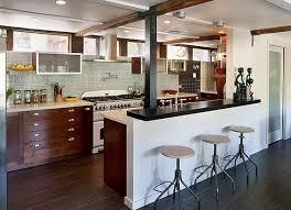 d馗oration cuisine ouverte idee deco cuisine ouverte photo decoration d c3 a9co appartement 3