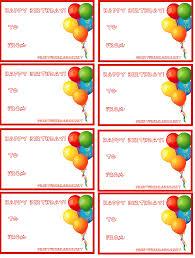 gift bag templates free printable free tag free printable tags party supplies birthday gift tag