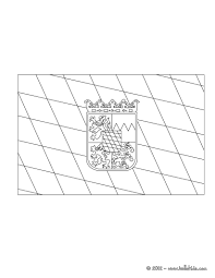 german state flags coloring pages coloring pages printable