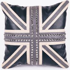 faux leather throw pillows bentley u0026 bo faux leather cushions set