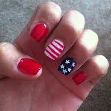 patriotic nail art ideas for the fourth of july barnorama