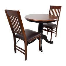 69 off pier 1 pier 1 keeran bistro rubbed black round table