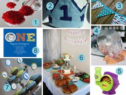 1st birthday party themes for boy 1st party decorating ideas nisartmacka