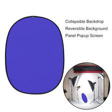 collapsible backdrop collapsible background ebay