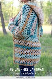 free crochet patterns for sweaters the cfire cardigan free crochet hexagon sweater pattern