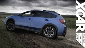 lifted subaru xv why do we drive off road subaru xv xcar youtube