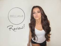 bellamy hair extensiouns bellami hair extensions honest review youtube