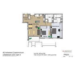2 Bedroom Condo Floor Plans Residences Condo Floor Plans 45 Asheland Asheville Nc