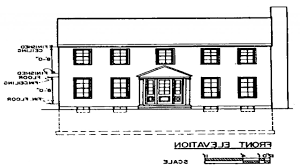 simple colonial house plans simple colonial house plans best home ideas