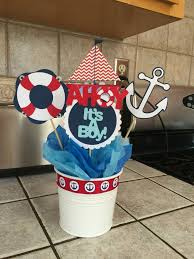 Nautical Table Decorations Remarkable Cute Baby Shower Table Decorations 41 On Baby Shower