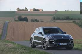 porsche macan 2016 white techart heats up the 2015 porsche macan turbo automobile magazine