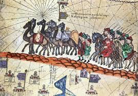 Silk Road Map Reawakening Past Glories The Ancient Silk Road