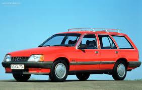 opel rekord opel rekord caravan specs 1982 1983 1984 1985 1986