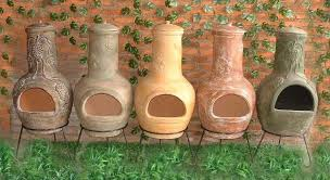Red Clay Chiminea Handmade Chimineas Crafted Clay Chimineas Latest Handmade