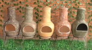 Sale Chiminea Handmade Chimineas Crafted Clay Chimineas Latest Handmade