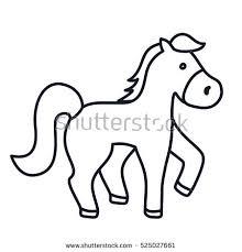 cartoon horse stock images royalty free images u0026 vectors