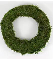 Wreaths Wholesale Wholesale Bulk Of 12 Moss Covered Wreaths Moss Wreath 18
