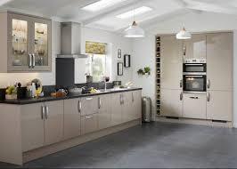 glendevon gloss stone contemporary kitchen youtube