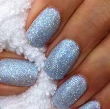 34 baby blue acrylic nail designs picsrelevant