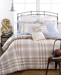 Tommy Hilfiger Duvet Closeout Tommy Hilfiger Range Plaid Comforter Sets Bedding