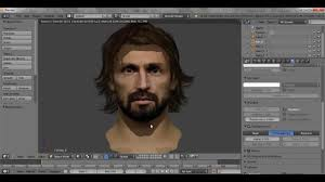 fifa 14 all hairstyles fifa 14 how to edit hairs and head models plus rendered viewport