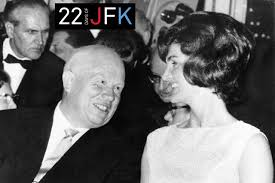 jacqueline kennedy jackie kennedy u0027s letter to khrushchev my last nights in the white