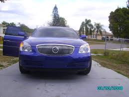 coby05999 2007 buick lucerne specs photos modification info at