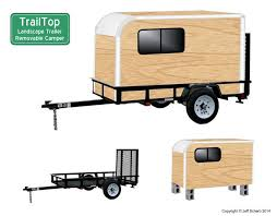 trailtop modular trailer topper building components page 25 expedition portal diy camper trailercamping