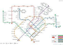 Phoenix Airport Terminal Map Transitlink Eguide Mrt Lrt Enquiry