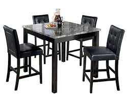 ashley furniture kitchen sets unusual idea ashley furniture kitchen chairs in black table and