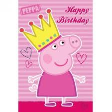 peppa pig birthday card invitation design ideas peppa pig birthday card design