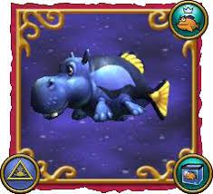 wizard101 zafaria fish school location xp rank and tank size