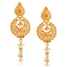 bugadi earrings chandbali earrings buy chand bali earrings designs online at