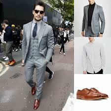 light grey suit combinations light grey suit combinations go suits