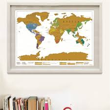 Personalized World Map popular free travel maps buy cheap free travel maps lots from