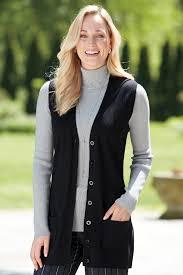 black sweater vest boyfriend sweater vest chadwicks of boston