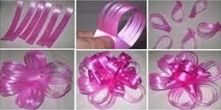 cara membuat bunga dari kertas pita jepang video 6 cara membuat bunga dari pita beserta gambarnya