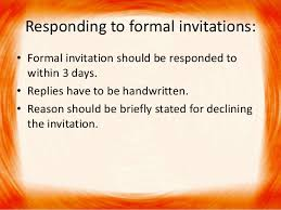 formal invitation formal invitation