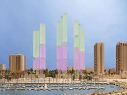 Tel Aviv Future Skyline Tel Aviv Kikar Atarim Towers 3 X 36 Fl Appd Skyscrapercity