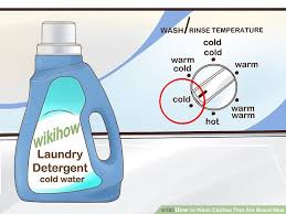 how to wash clothes that are brand new with pictures wikihow