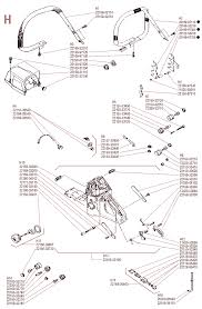 shindaiwa 757 chain saw illustrated parts diagrams lawnmower pros