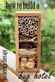 How To Find Ladybugs In Your Backyard Build A Bug Hotel Bug Hotel Beneficial Insects And Insects