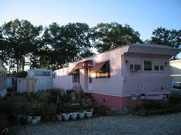 Used Mobile Home Awnings 156 Best Vintage Trailer Parks U0026 Homes Images On Pinterest