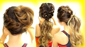 3 cutest workout hairstyles braid hairstyles for long